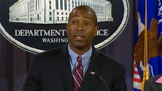VIDEO: Department of Justices Tony West lists the charges against drug maker Allergan.