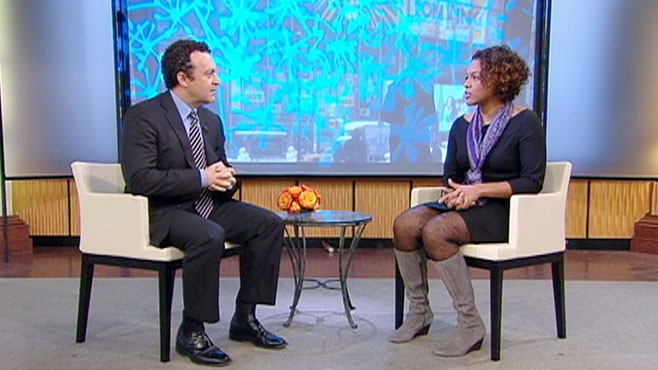 VIDEO: Drs. Jacques Moritz and Michelle Francis discuss a crucial cervical cancer test.