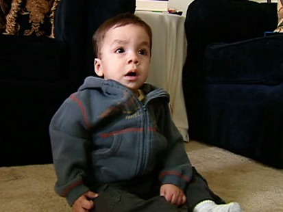VIDEO: Insurance company denies toddler stem cell transplant.