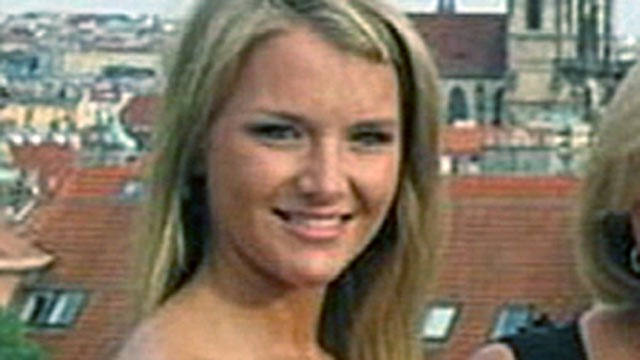 PHOTO: Georgia student Aimee Copeland contracted a rare flesh-eating disease after a zip line injury.