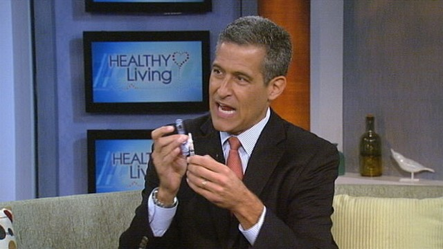 VIDEO: Dr. Richard Besser on new, shorter needle available for this year's flu shot.