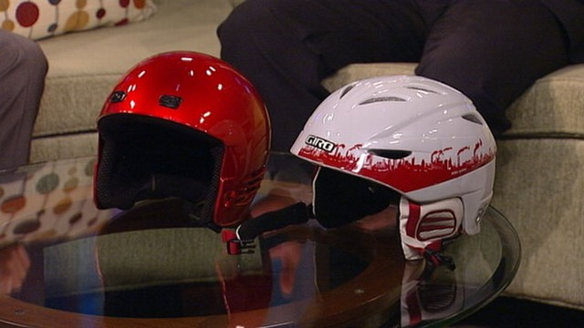 Dr. Chris Magovern on how to avoid head injuries while skiing or snowboarding.