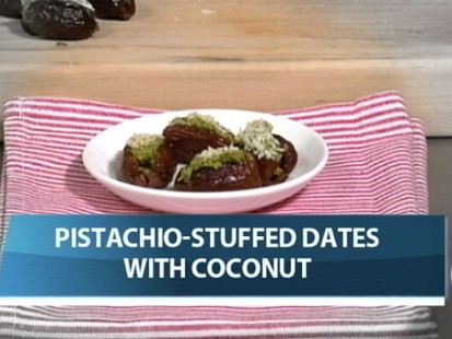 ... coconut and pistachio stuffed coconut pistachio stuffed pistachio
