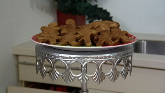 VIDEO: Catherine McCord with healthy holiday cookie recipes.
