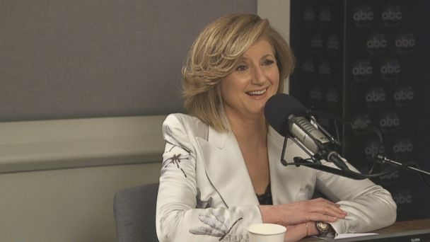 Arianna Huffington discusses her new book,
