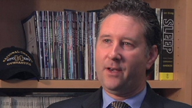 VIDEO: U. Michigan's Todd Arnedt, PhD, says sleep deprivation can dampen depression.