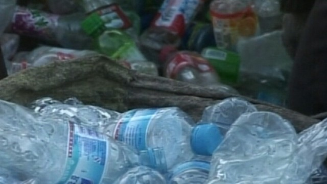 VIDEO: Pre-natal exposure to chemical used in plastics might affect development.
