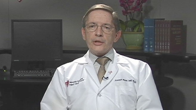 VIDEO: University Hospitals' Dr. Joseph explains who should keep taking the drug.