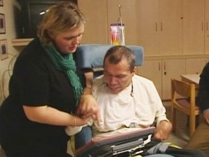 Video: Medical test show that man thought to be in a coma was actual conscious.