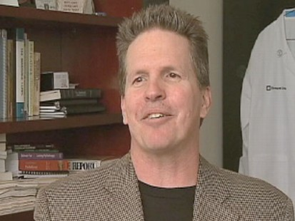 VIDEO: The Cleveland Clinics Scott Bea, Psy.D, says laughter can be therapeutic.