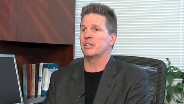 VIDEO: Psychologist Scott Bea discuses reasons why grieving parents may die early.