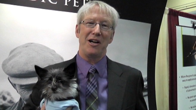 VIDEO: ABC News Contributor Dr. Marty Becker on how this treatment can help your pet.