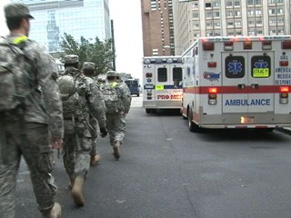 NYC's Bellevue Hospital Evacuating Patients