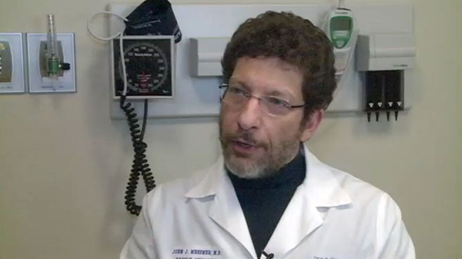 VIDEO: Penn State Hersey Medical Centers Dr. John Messmer explains.