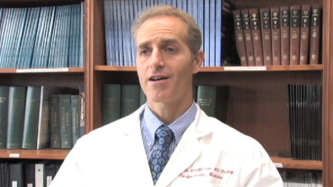 VIDEO: Harvard School of Public Health's Dr. Dariush Mozaffarian comments on the study.