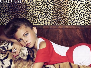 10-Year-Old Model's Mom Defends Racy Vogue Pictures of Daughter