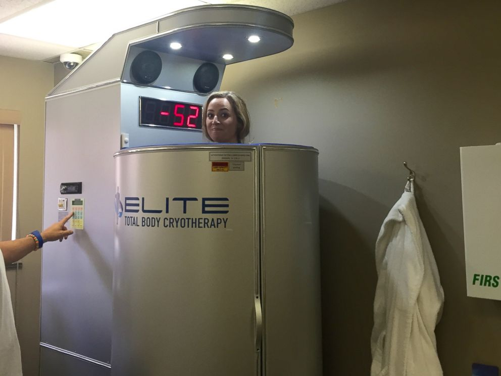 cryo machine
