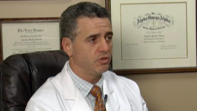 VIDEO: Memorial Hermann Memorial City Medical Center's Dr. Garth Davis explains.
