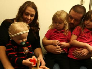 Deaf Toddler Hears for First Time With Brainstem Implant