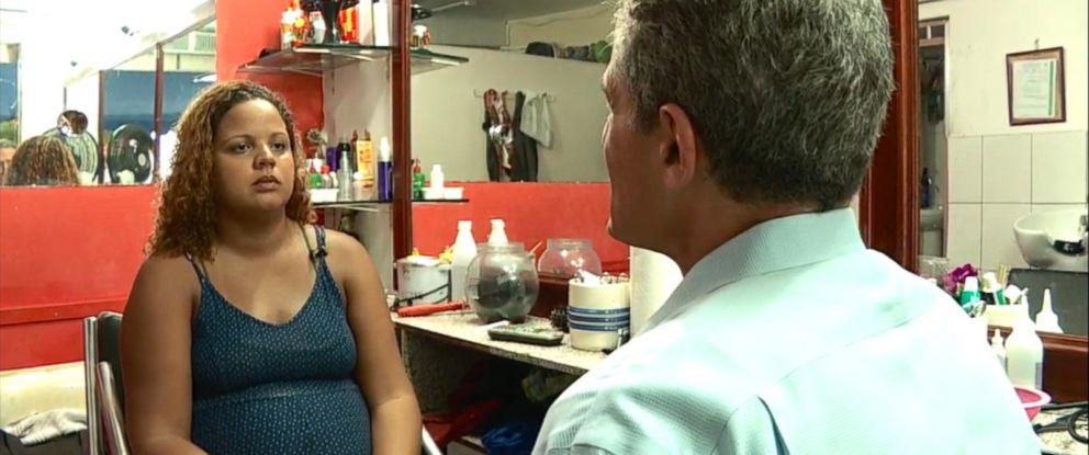 PHOTO: ABC News Dr. Richard Besser visited Brazil to see what its like for pregnant women living in the center of the Zika outbreak.