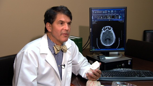 PHOTO: Dr. Eben Alexander