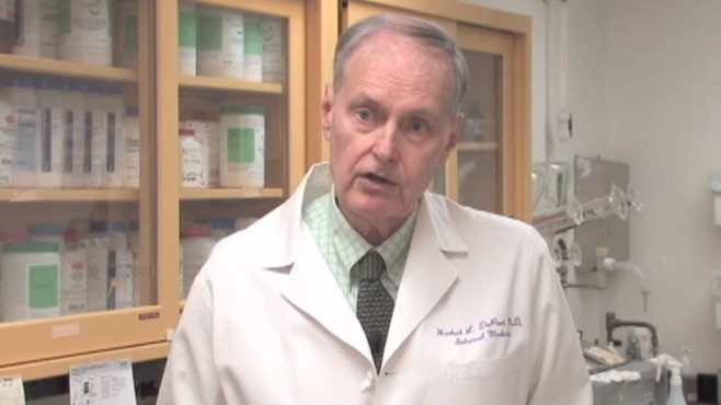 VIDEO: Baylor College of Medicines Dr. Herbert Dupont explains.