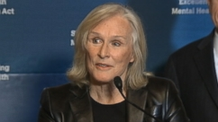 VIDEO: Glenn Close Uses Star Power to Urge Passing of Mental Health Bill