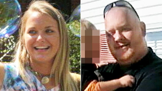 PHOTO:&nbsp;Aimee Copeland, left, and Robert Vaughn are both suffering from a flesh eating disease.