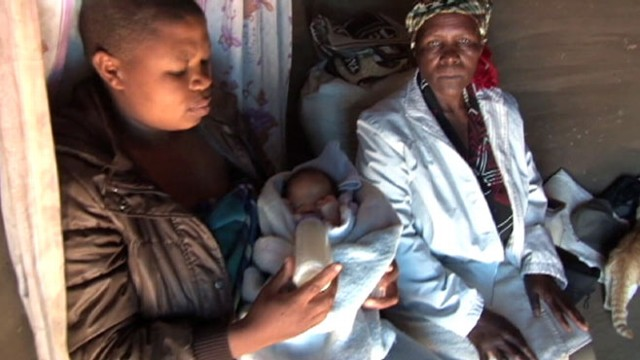 VIDEO: Maternal health workers are dispatched to the mountains of Lesotho.