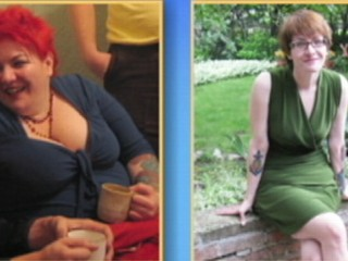 Watch: Woman Loses 200 Pounds, Now Miserable