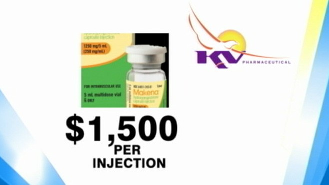 VIDEO: Price rises from $20 to $1,500 per shot after drug maker awarded exclusivity.