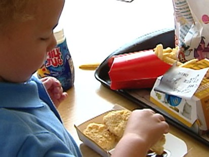 VIDEO: Parents who know about calorie counts make healthier choices for their kids.
