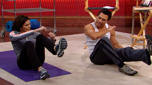 VIDEO: Tone up your abs