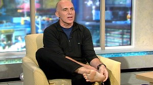 VIDEO: Chris McDougall Says Its Best To Run Barefoot