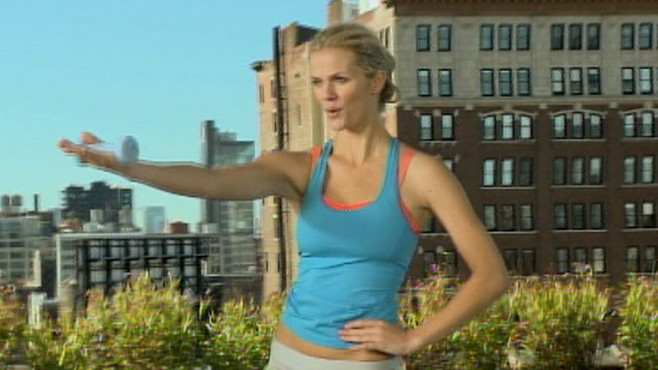 VIDEO: C-sections, Brooklyn Deckers fitness tips and Rocco DiSpiritos low-cal meals.