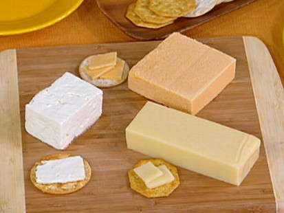 VIDEO: Tastey Cheese Treats