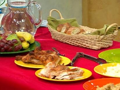 VIDEO: Diet proof Thanksgiving dinner