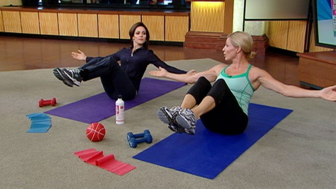 VIDEO: Increase Your Energy With These Workouts