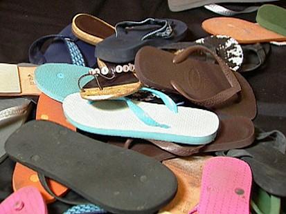 VIDEO: Feet vs. Fashion Shoe Side-Effects