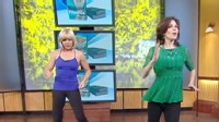 VIDEO: Walk your way to weight loss with Andrea Metcalf?s ?walk-ilates.? 