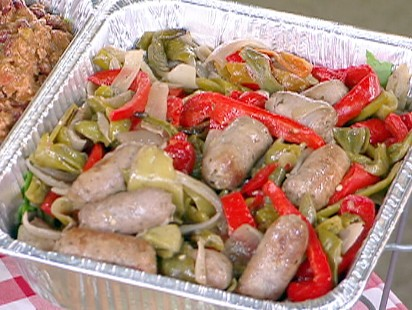 VIDEO: Healthy foods for Tailgating.