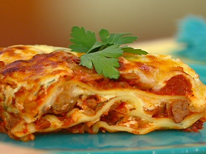 VIDEO: Eat a light version of lasagna