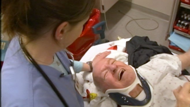 VIDEO: Inside look at what its really like to be an E.R. nurse.