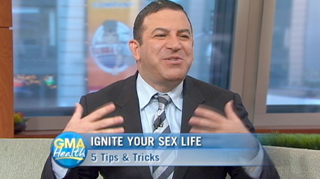 VIDEO: 5 tips to ignite your sex life.