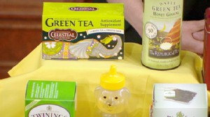 VIDEO: Drinking tea can promote healthy living.