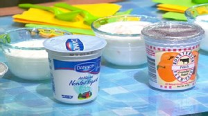 VIDEO: The Best Yogurts for Your Belly