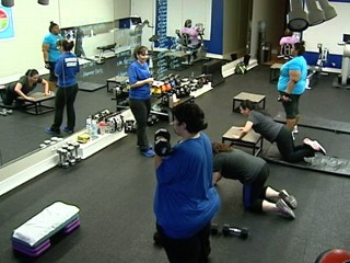 Chicago Gym Is Overweight Members