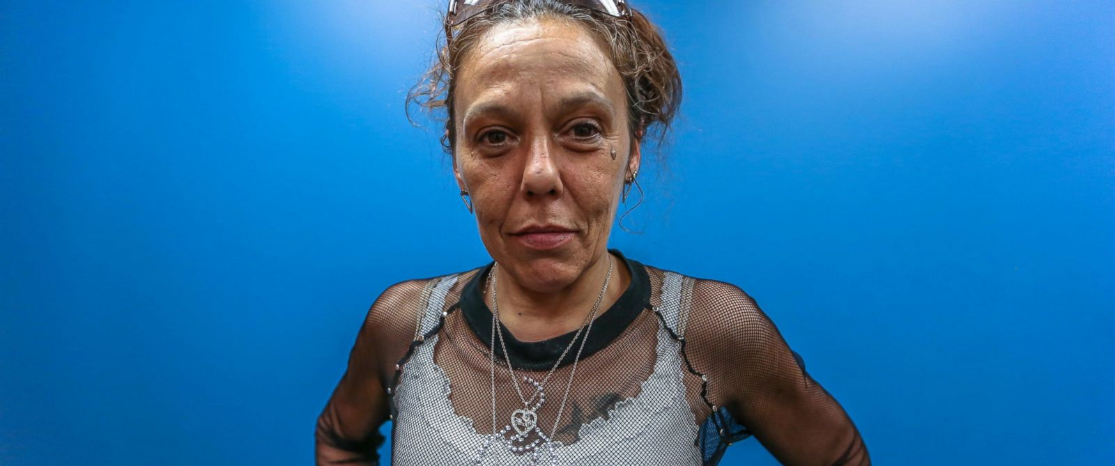 """PHOTO: Turina James told ABC News """"Nightline"""" she first tried heroin at 17, after the death of her 1-year-old son."""