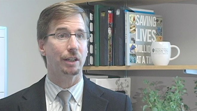 VIDEO: Johns Hopkin's David Jernigan, PhD: It's a common cause of accidental death.