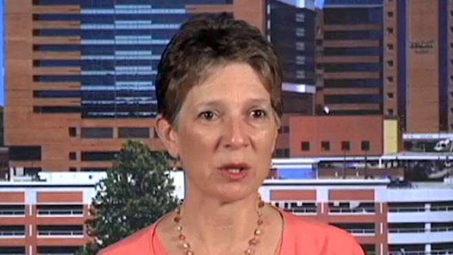 VIDEO: Wake Forest University Baptist Medical Center's Dr. Kathi Kemper explains.